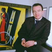 Christophe Artaux, CEO Omas